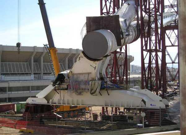 Athens Olympic Stadium Restyling